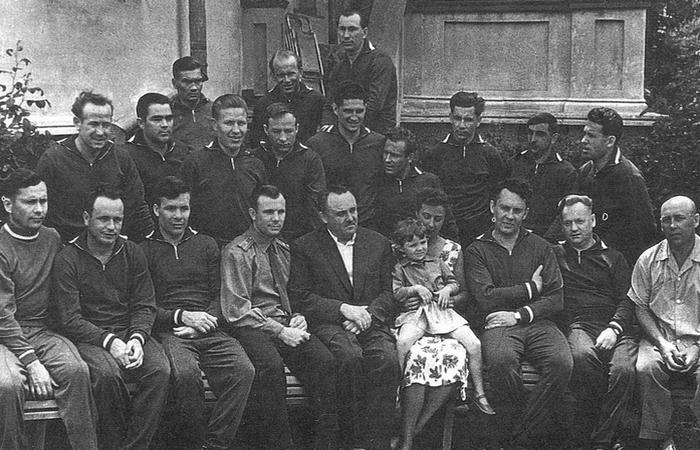 Команда Королёва.