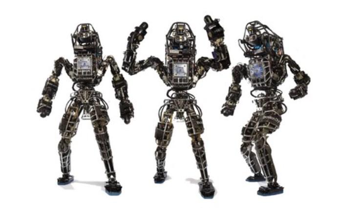 Сегодня роботы активно развиваются.
