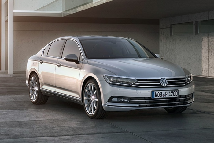 Как всегда в лидерах Volkswagen Passat.