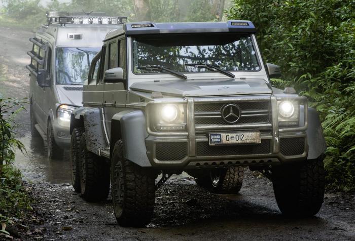 Mercedes-Benz G-Class/
