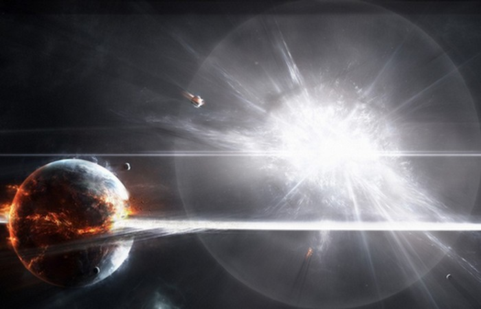 Вакуум с более низкой энергией уничтожит людей, галактики и саму Вселенную.