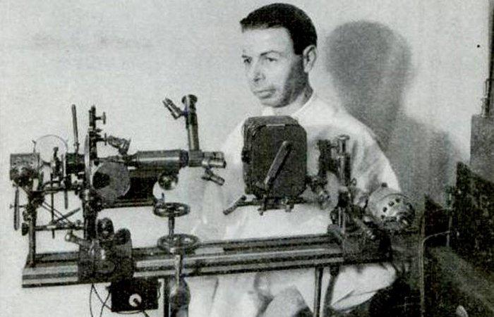 Отложенное изобретение: устройство Райфа.
