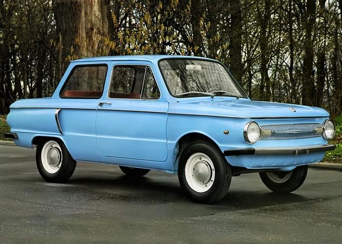 Автомобиль ЗАЗ 966.