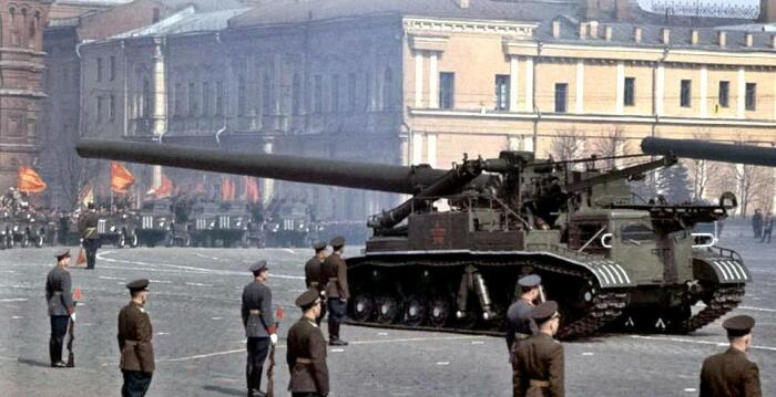 Орудие так и не приняли на вооружение. ¦Фото: airbase.ru.