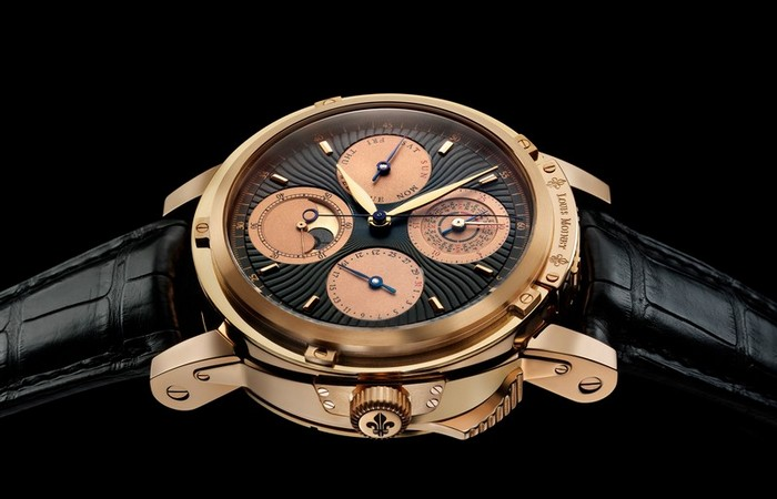 Часы Louis Moinet Magistralis.