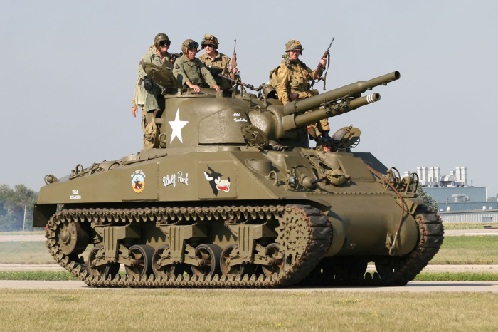 M4 «Шерман».