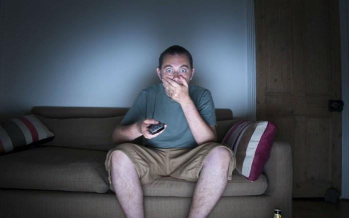 Можно смотреть ТВ сутками.