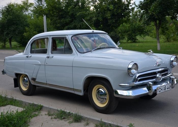 Автомобиль Волга ГАЗ 21.