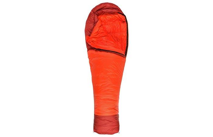 Спальный мешок, вещь незаменимая в походе.