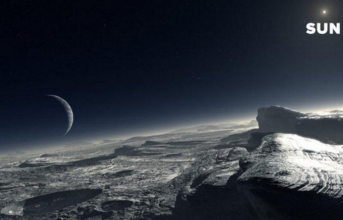 Один день на Плутоне эквивалентен шести земным.
