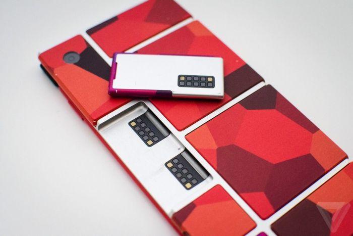 Модульные смартфоны - залог будущего.