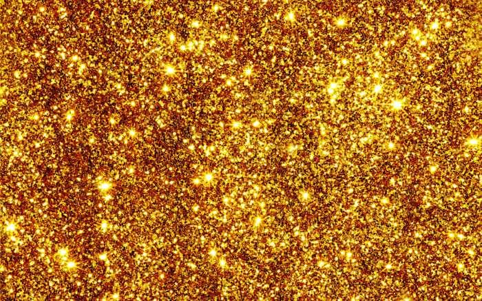 Золото - есть желтый.