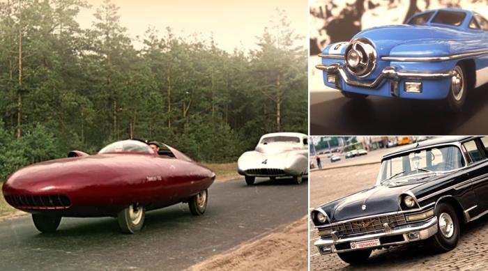 Неизвестные и забытые советские авто.