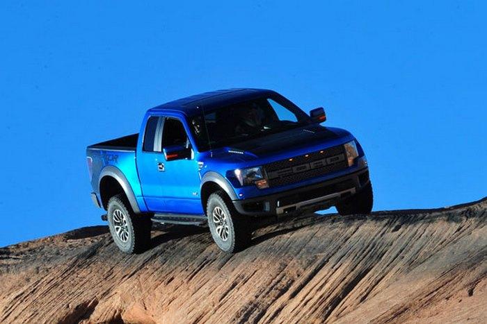 Ford Raptor.