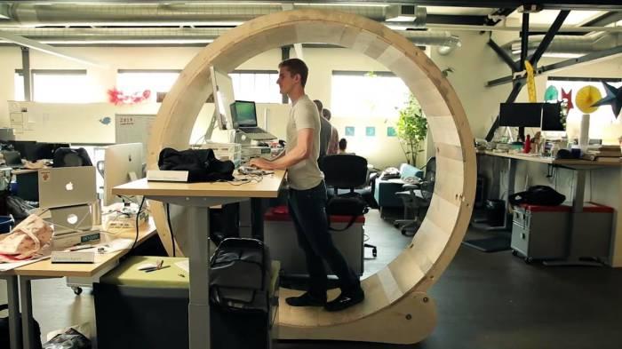 Самые необычные столы для работы и отдыха.