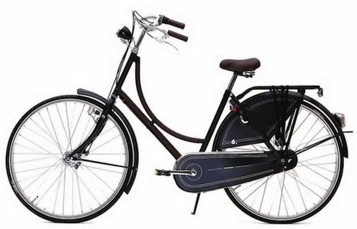 Умный велосипед от Hermes.