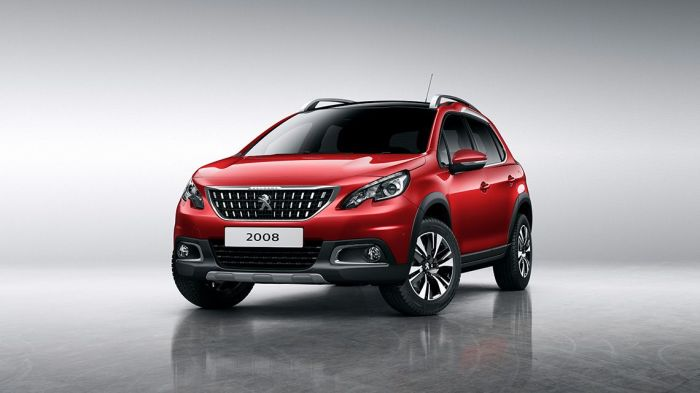 Peugeot 2008 опять попал в рейтинг экономичных авто.