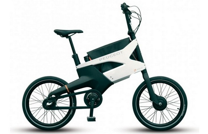 Велосипед АЕ 21 от Peugtot.