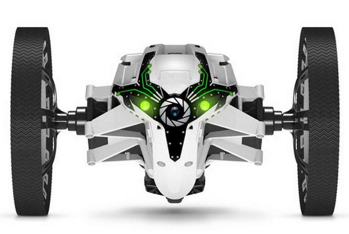 Робот Parrot Minidrones Jumping Sumo.
