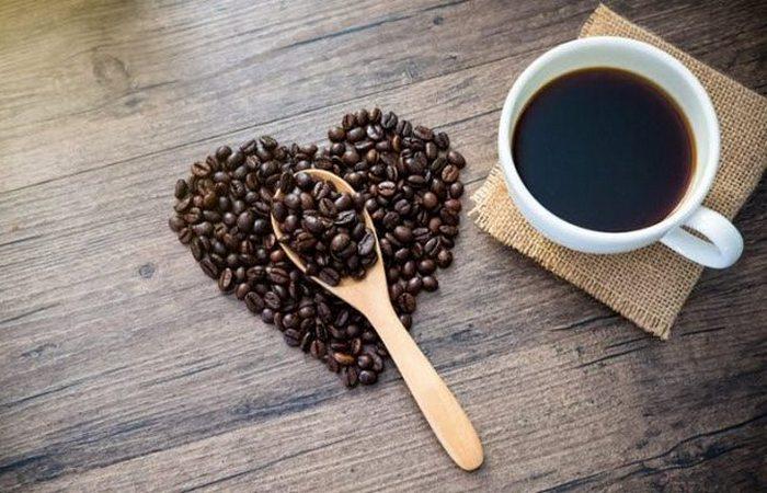 Кофе - это помощь сердцу.