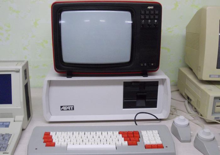 Отличный был компьютер, надо сказать.