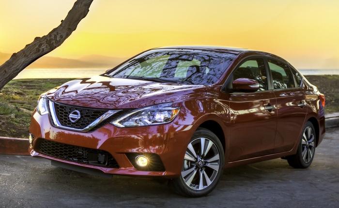 Nissan Sentra - лучший из лучших.
