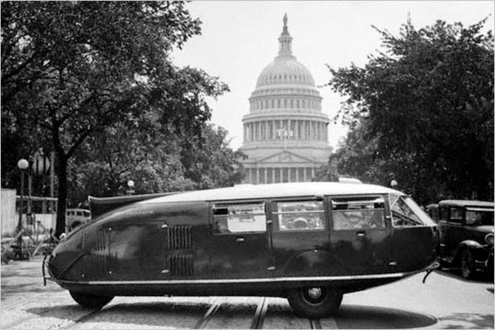 Dymaxion: как это было.