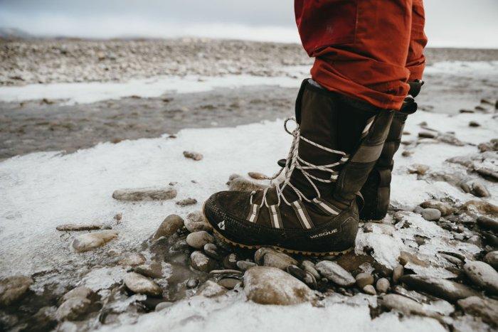 Отличные сапоги для любителей зимних прогулок.