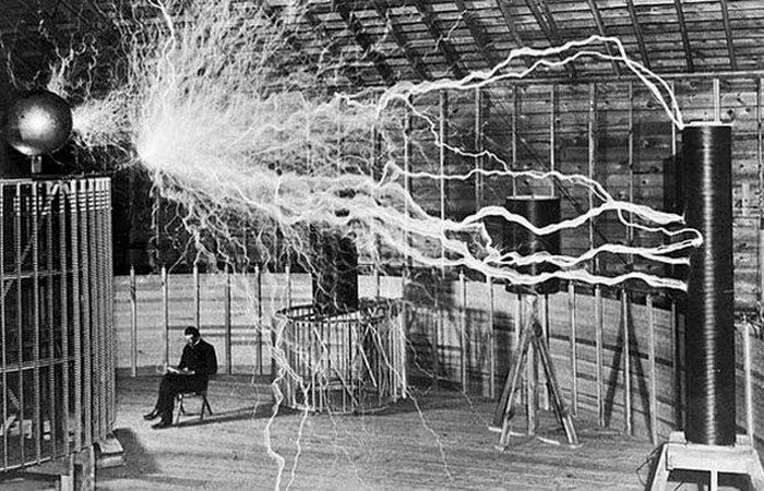 Отложенное изобретение: свободная энергия (Никола Тесла).