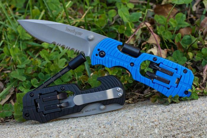 Новый супер удобный нож с отвертками.