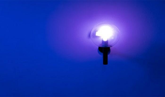 Синие фонари.