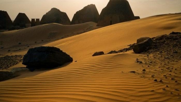 Древнейшие жертвоприношения в Судане.