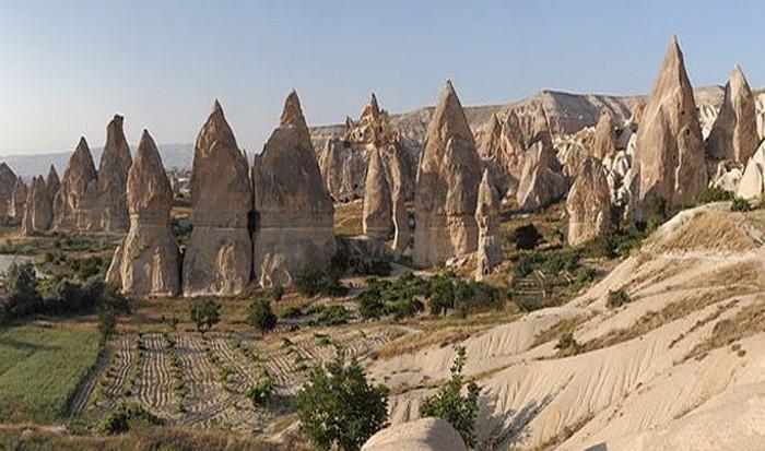Каппадокия, Турция.