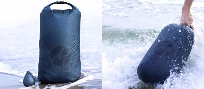 Удобная и надежная сумка.