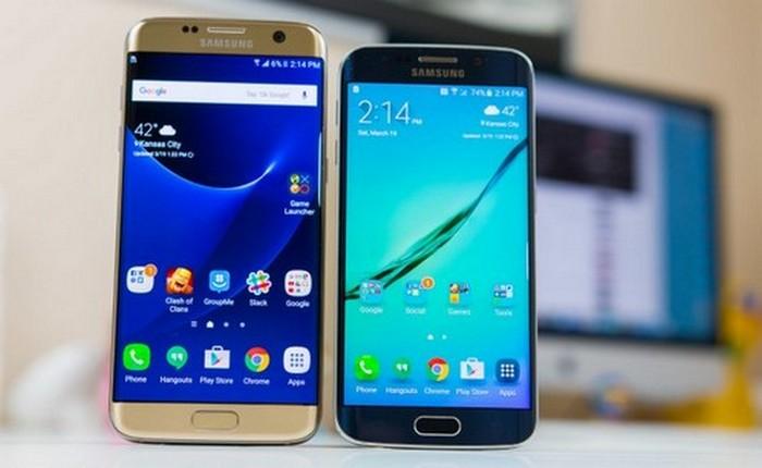 Уникальный гаджет: Galaxy S6 / S7 Edge.