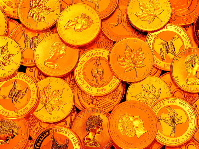 Золото держит экономику планеты.