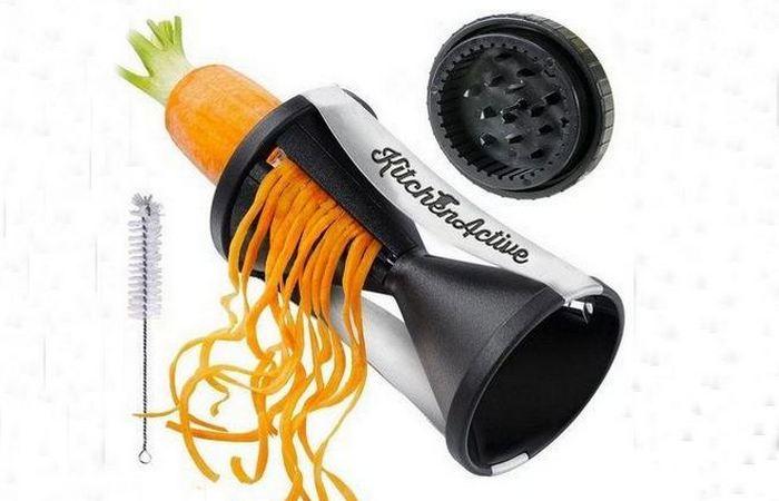 «Спирализатор» Kitchen Active Spiralizer.