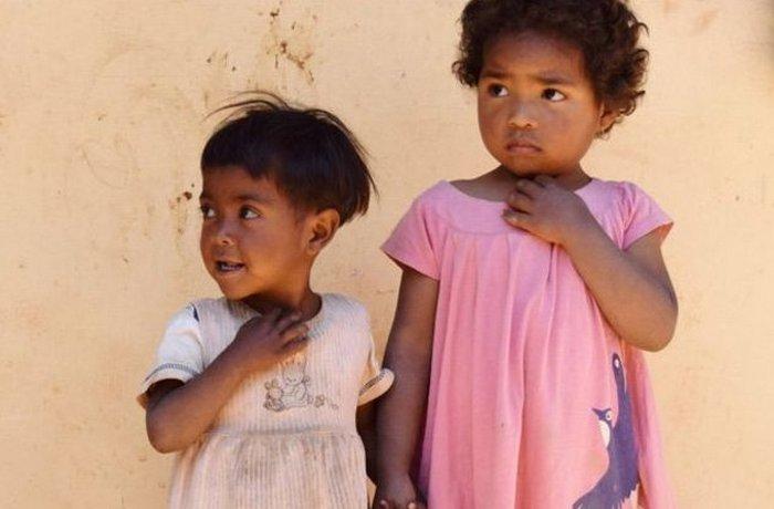 Социальный кошмар Мадагаскара.