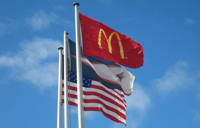 McDonald's в Западном Самоа.