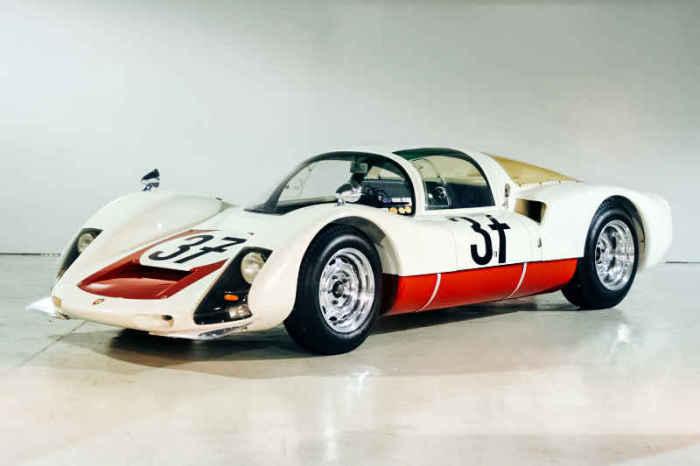 Porsche 906.