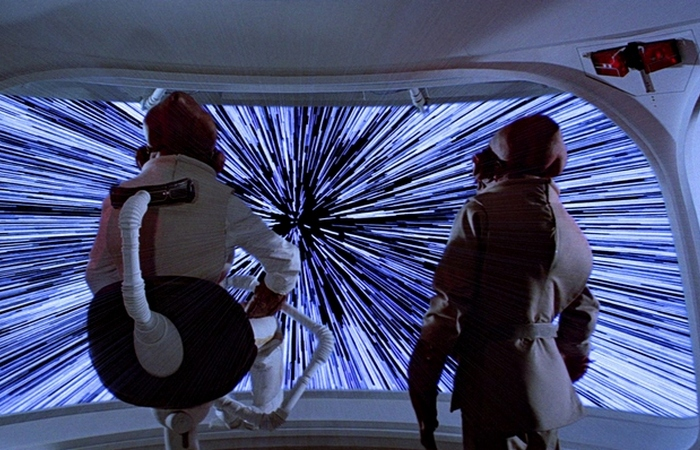 Технологии «Звездных войн»: «Гиперпространство».