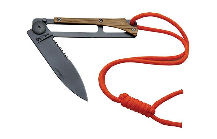 Невероятно легкий и удобный перочинный нож.