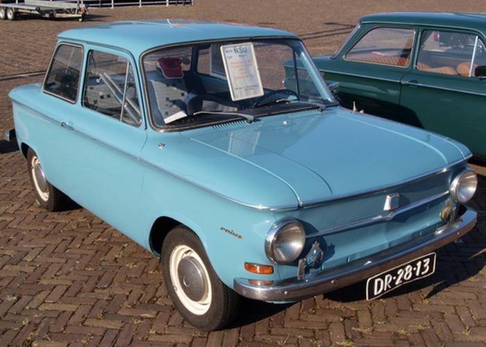 Автомобиль NSU PRINZ.