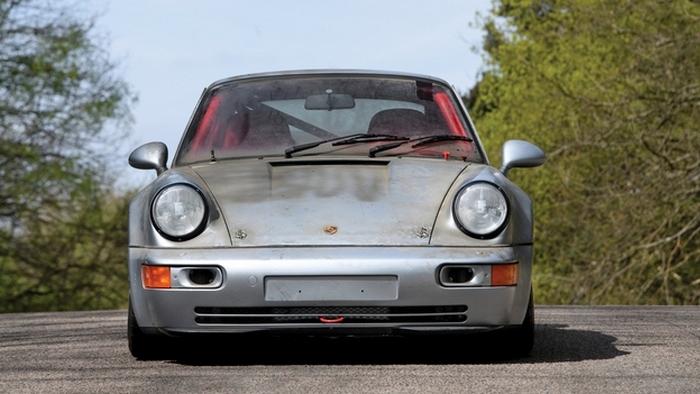 Porsche 911 RSR: автомобиль на миллион.