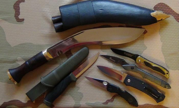 Как правильно выбрать нож, не допустив ошибки.