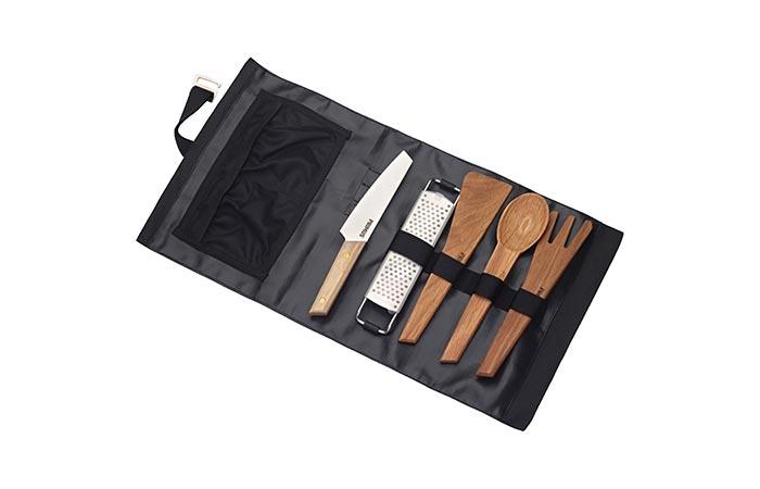 Кухонный полевой набор.