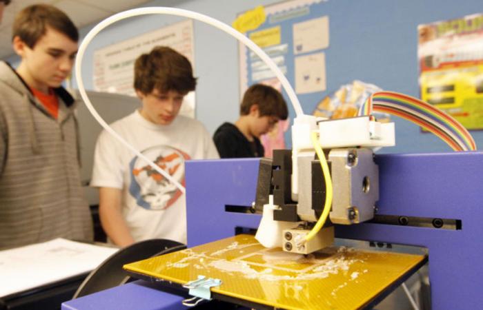 3D моделирование позволит молодым студентам реализовать свои оригинальные идеи.
