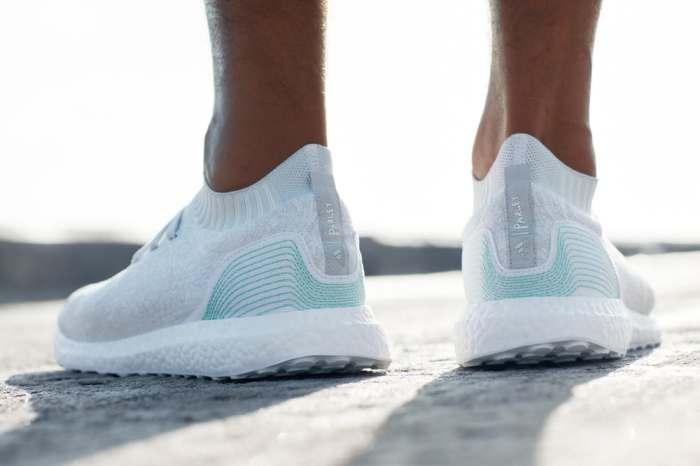 Потрясающая чистая обувь.