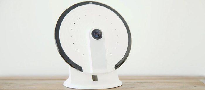 Новая камера наблюдения.
