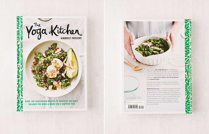 Читать полезно, даже если это кулинарная книга для вегетарианцев.